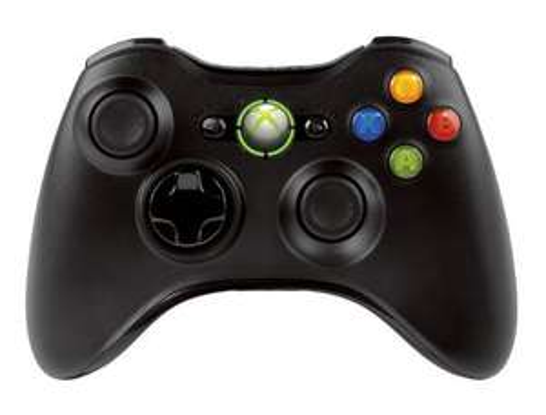 Manette Xbox 360 Sans Fil