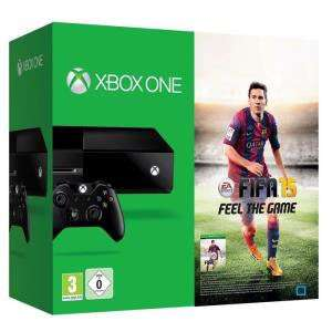 Pack Console Xbox One + Jeu Fifa 15