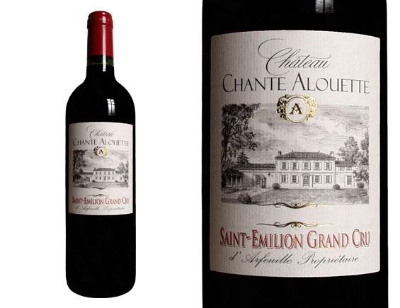 Château Chante Alouette 2011 Bordeaux Rouge - Saint-Emilion Grand Cru - 75cl