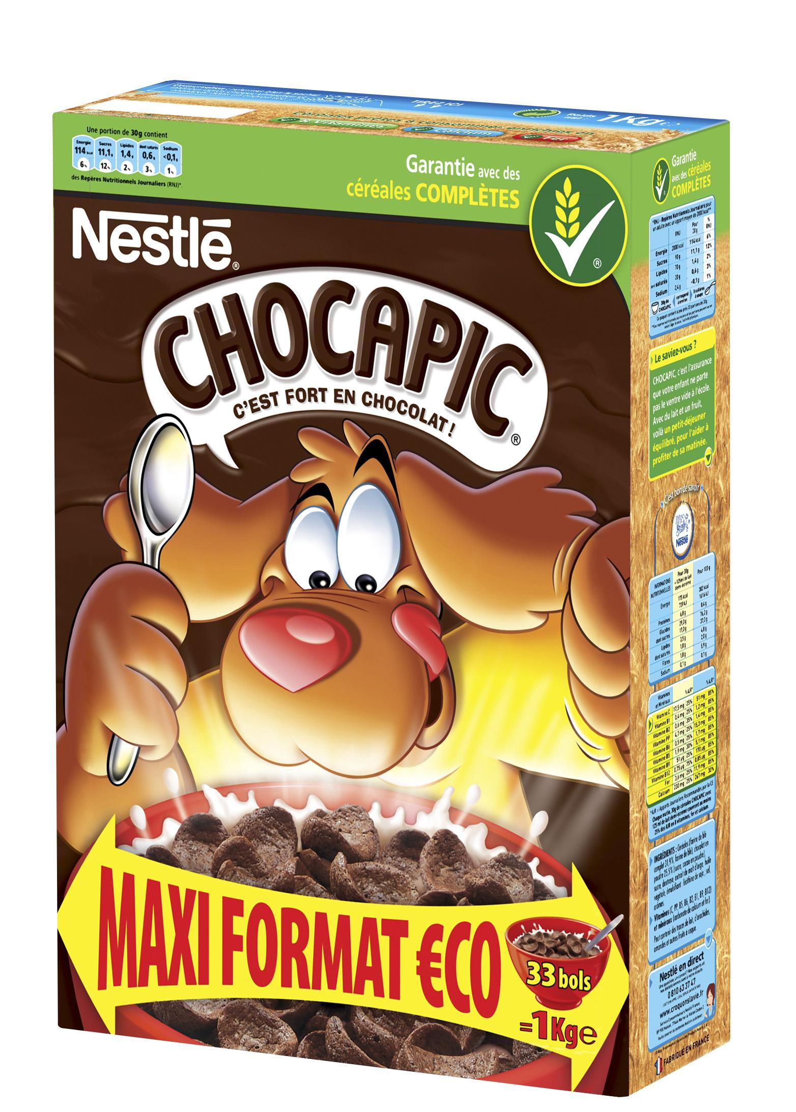 Céréales Chocapic paquet de 1Kg