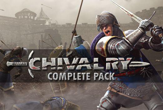 Sélection de jeux PC (Steam) en promotion - Ex : Chivalry Complete Pack