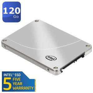 "Disque SSD Intel 120Go SSD 2.5"" Serie 520"