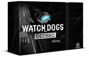 Watch Dogs DedSec Edition à 49.18€ sur XBOX One ou sur XBOX 360 / PS3