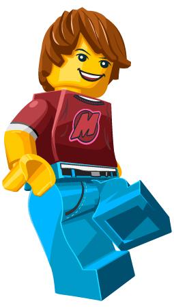 Abonnement au magazine Lego Club - 2 ans - Gratuit