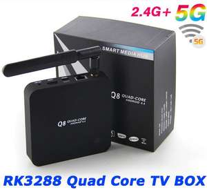 TV Box Android VSMART X8 (RK3288)