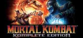 Mortal Kombat Komplete Edition sur PC (Dématérialisé - Steam)