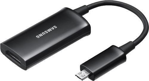 Adaptateur HDMI Samsung  pour Galaxy S3 & Galaxy Tab S - Noir