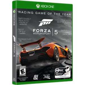 Forza Motorsport 5 : Game Of The Year sur XBOX One