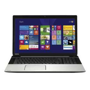 "PC Portable 17,3"" Toshiba S70-B-113 - i7-4710HQ"