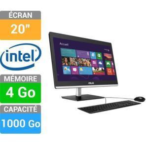"""PC Tout en Un 19,5"""" Asus ET2031IUK - Intel Celeron 2955U"""
