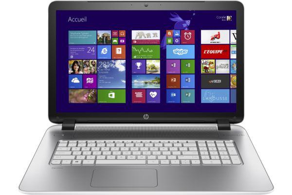 """Ordinateur portable 17.3"""" HP 17-f061nf (Intel Core i5)"""