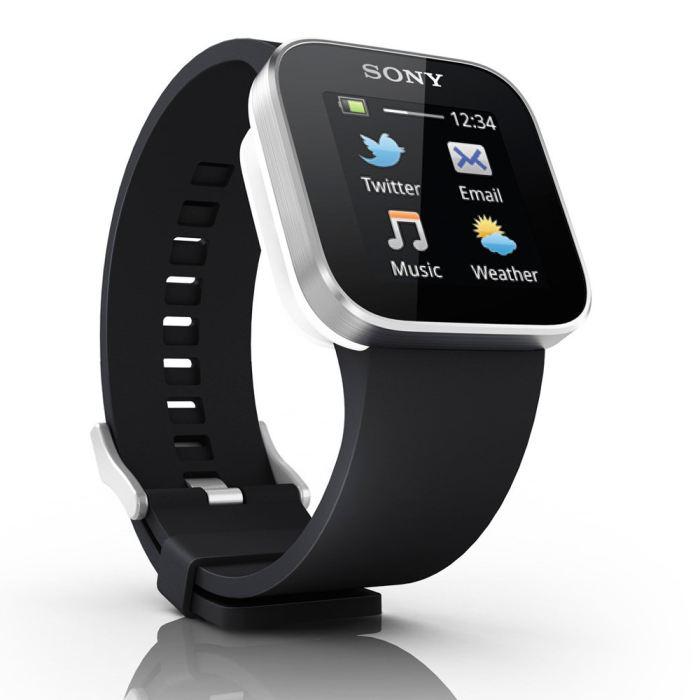 Montre connectée Sony Smartwatch 1