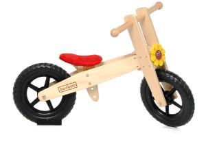 -20 % supplémentaires sur tous les véhicules pour enfants - Ex: Draisienne en bois Beboo