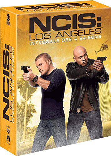 Coffret DVD NCIS : Los Angeles - L'intégrale des 4 saisons