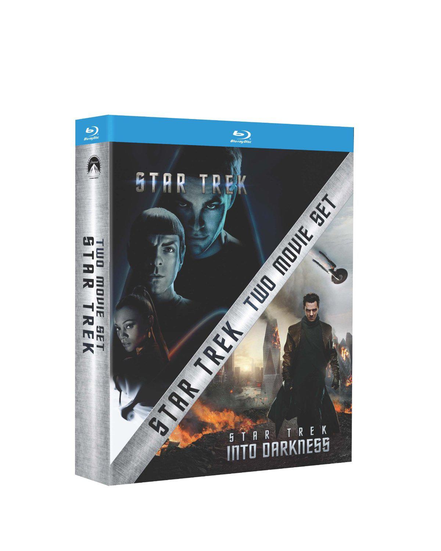 Coffret Blu-ray Star Trek / Star Trek Into Darkness Double Pack