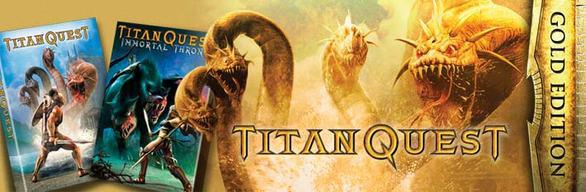 Titan Quest Gold Edition sur PC