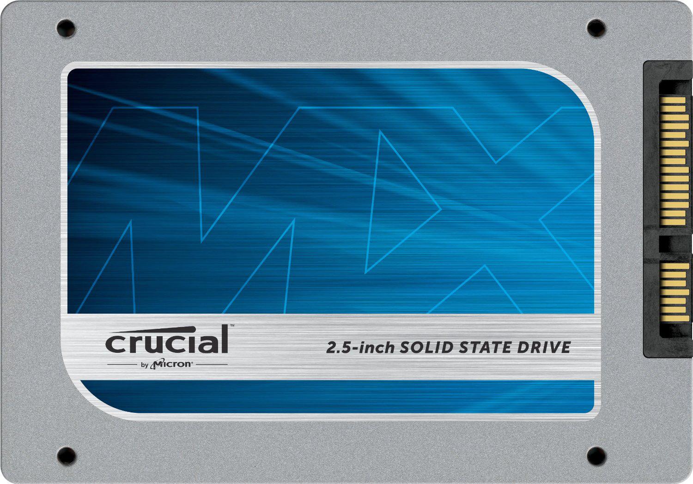 """SSD 2,5"""" Crucial MX100 512 Go SATA"""