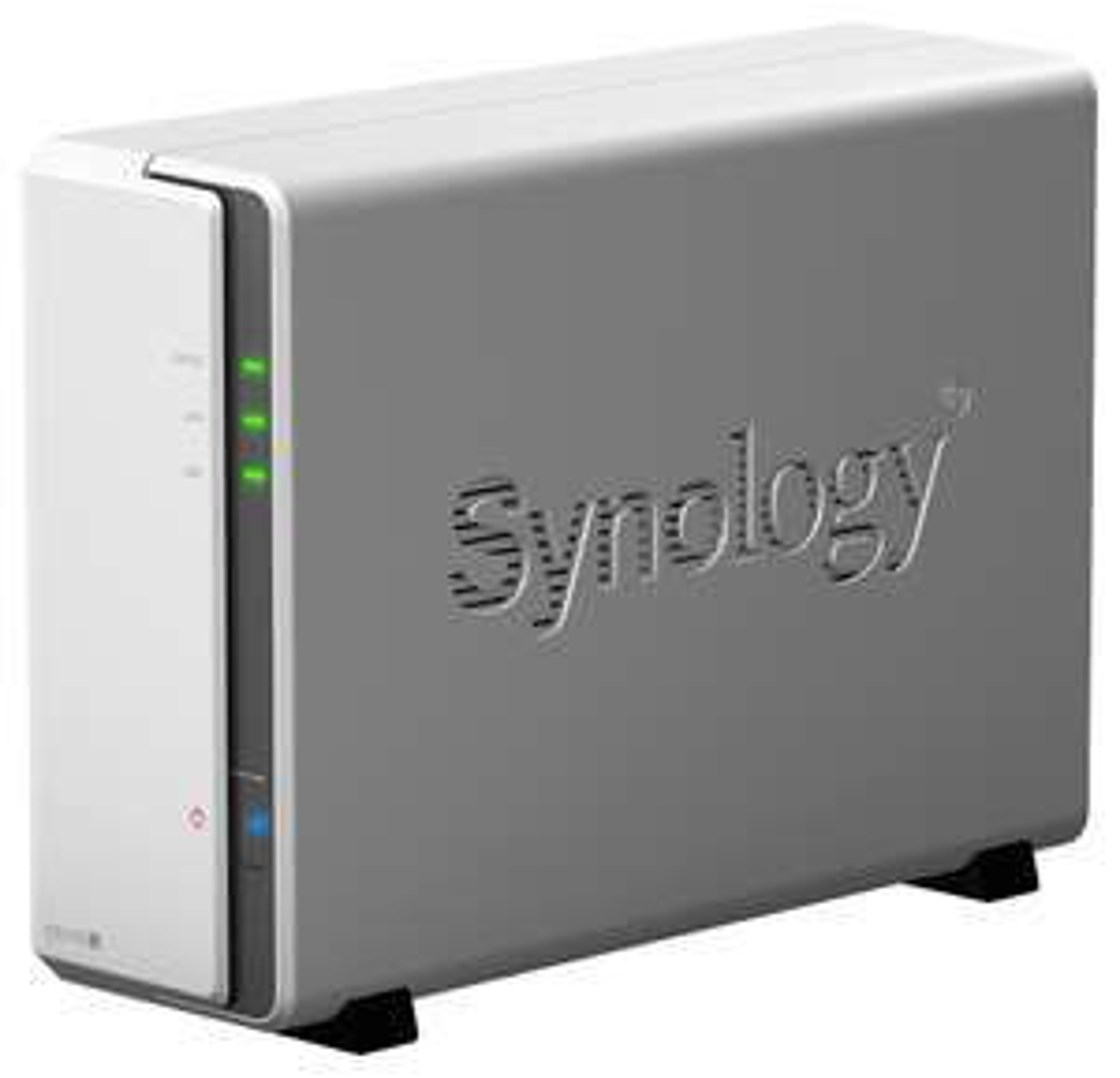 NAS Synology DS115J sans disque dur