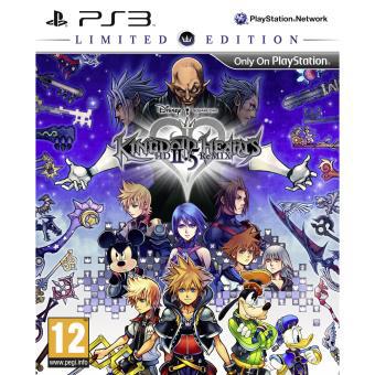 [Précommande] Jeu Kingdom Hearts 2.5 Edition limitée sur PS3