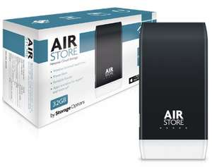 SSD Wi-Fi 32 Go Storage Options AirStore