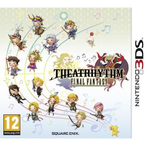 Theatrhythm: Final Fantasy Nintendo 3DS