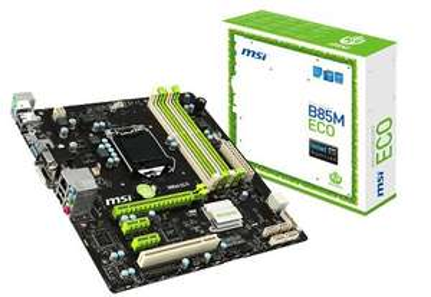 Carte Mère MSI H97M Eco Micro ATX Socket LGA1150
