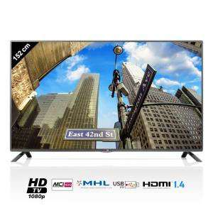 """TV LED 60"""" LG 60LB5610 - Full HD"""