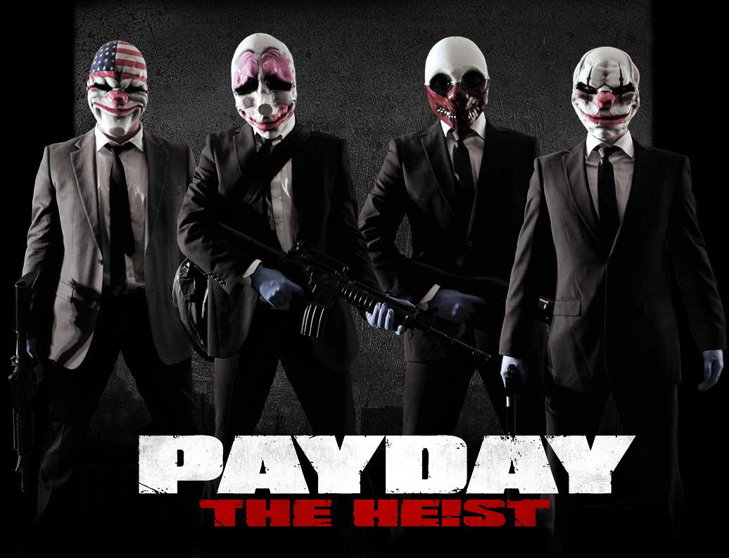 Payday : The Heist gratuit sur PC (Dématérialisé)