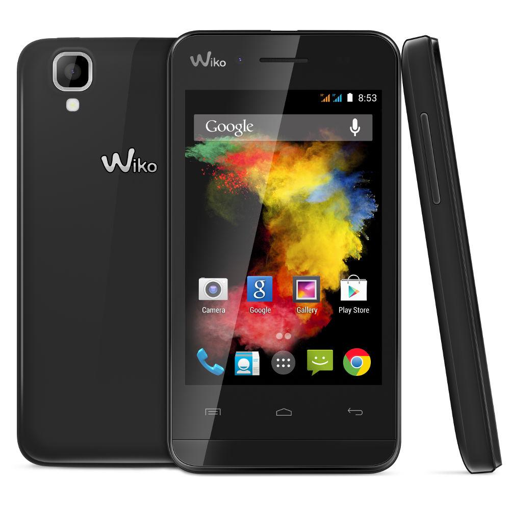 Smartphone Wiko Goa (10€ sur la carte)