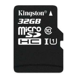 carte mémoire Micro SD Card Kingston 32Go