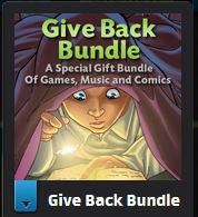 Give Back Bundle : 3 Jeux + 6 albums de Musique + 2 Bandes dessinées - Gratuit pour les clients, sinon