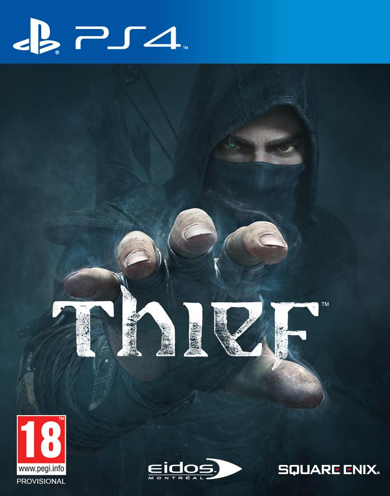 Jeu FIFA 14 sur PS4 à 29€, et Thief sur PS4