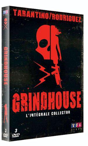 Coffret DVD Grindhouse - L'intégrale - Édition Collector (VF version québécoise)