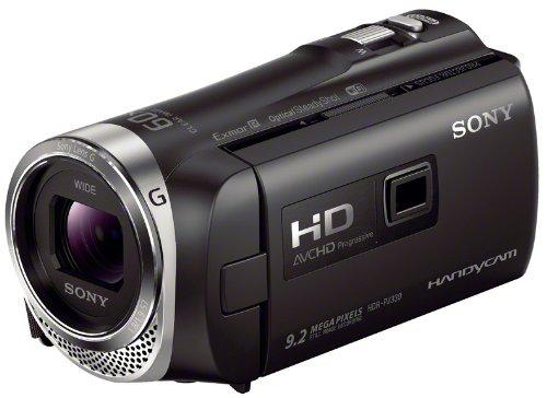 Caméscope Sony HDR-PJ330 1080p Zoom Optique 30x Wifi/NFC avec projecteur intégré