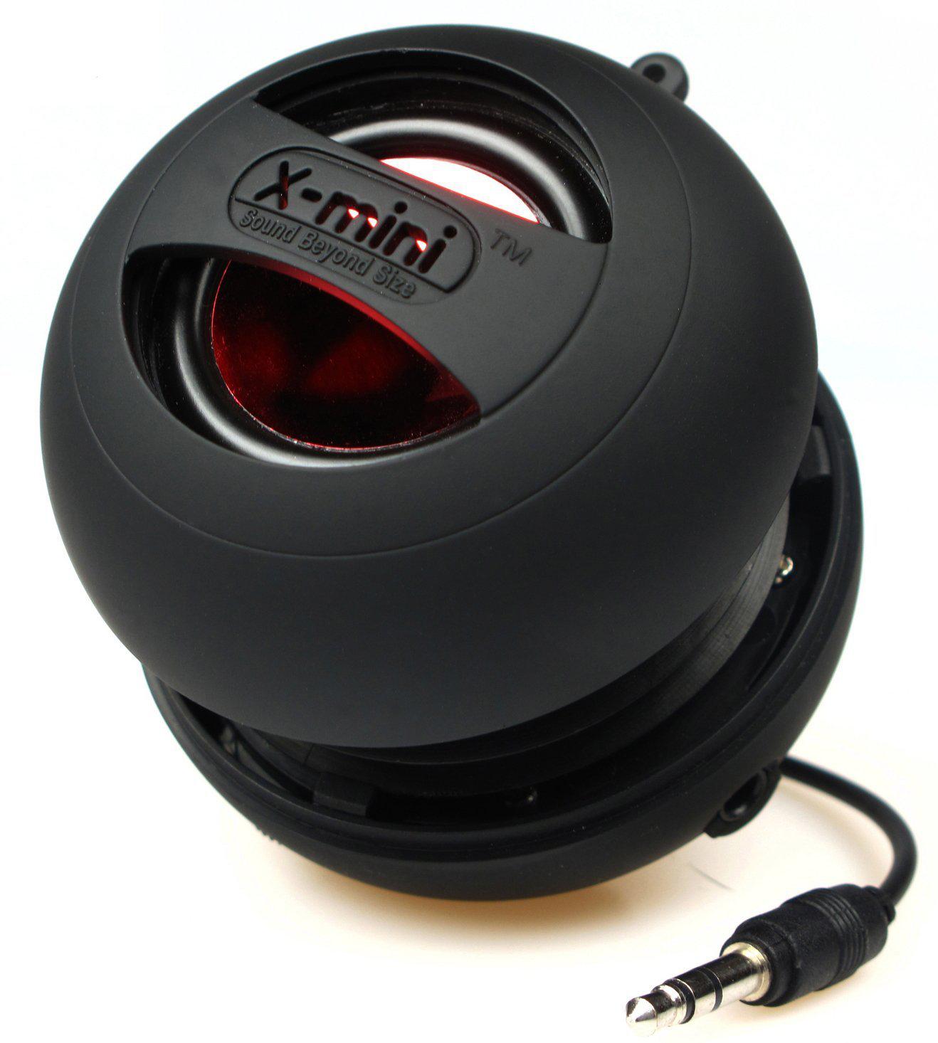Enceinte XMI  X-Mini II Capsule Noir