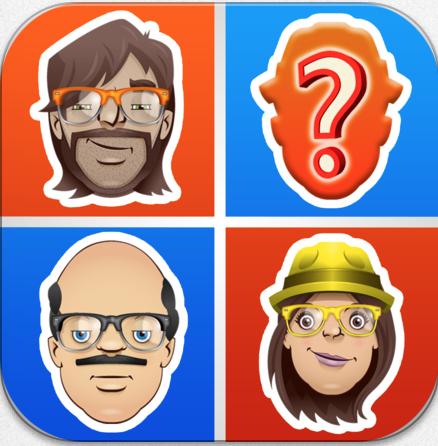 """Jeu """"Qui est-ce ? Devine mon personnage"""" - gratuit sur iOS"""
