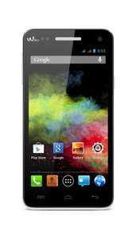 Smartphone Wiko Rainbow Blanc ou Noir