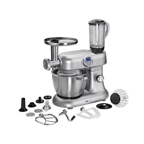 Robot de cuisine Clatronic KM3476  avec fonction cuisson 2000W