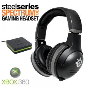 Casque de gaming Steelseries Spectrum 7XB