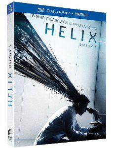 Coffret Blu-ray Saison 1 Helix (+ Copie digitale)