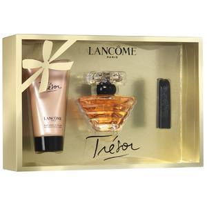 Coffret parfum Trésor de Lancôme