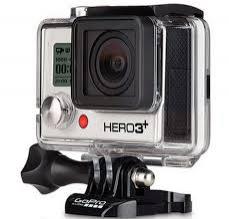 Caméra embarqué GoPro Hero 3+ black edition