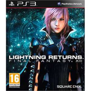 Jeu Final Fantasy XIII Lightning Returns sur PS3 ou XBox 360