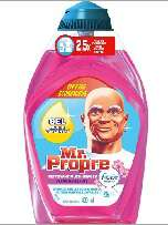 Mr Propre Gel liquide concentré 400ml