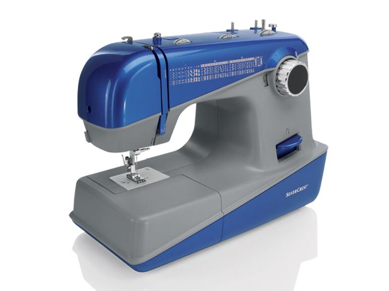 machine à coudre Silvercrest