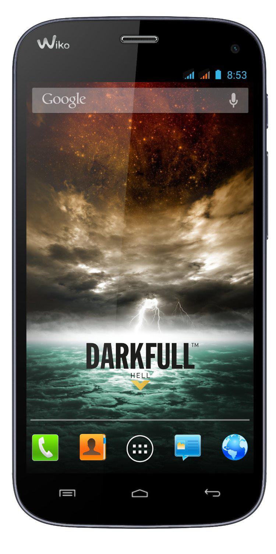 Smartphone Wiko Darkfull (100€ ODR)