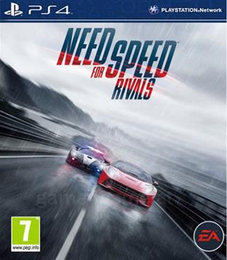 Jeu Need for Speed Rivals (dématérialisé) sur PS4