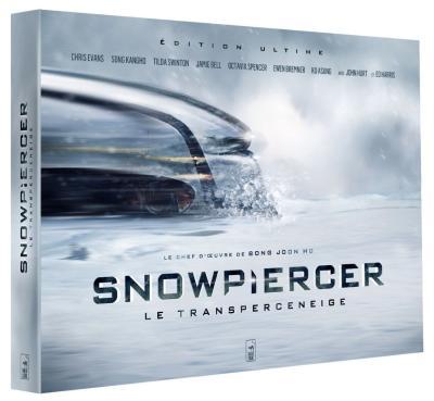 Coffret Blu-ray/DVD Snowpiercer, le Transperceneige [Édition Ultime]