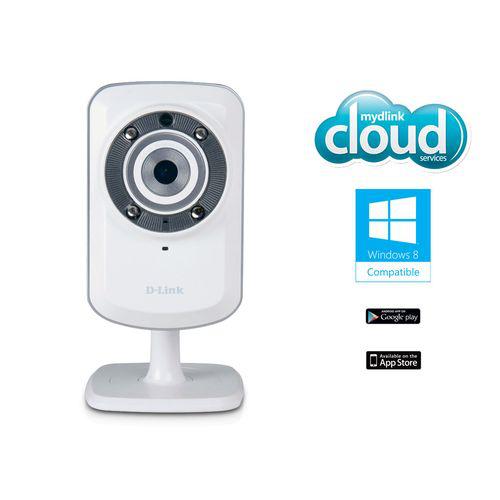20% de remise sur toutes les caméras IP D-Link