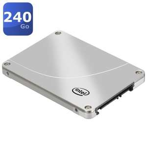 "Disque SSD Intel 240 Go 2.5"" 520 (via l'application)"